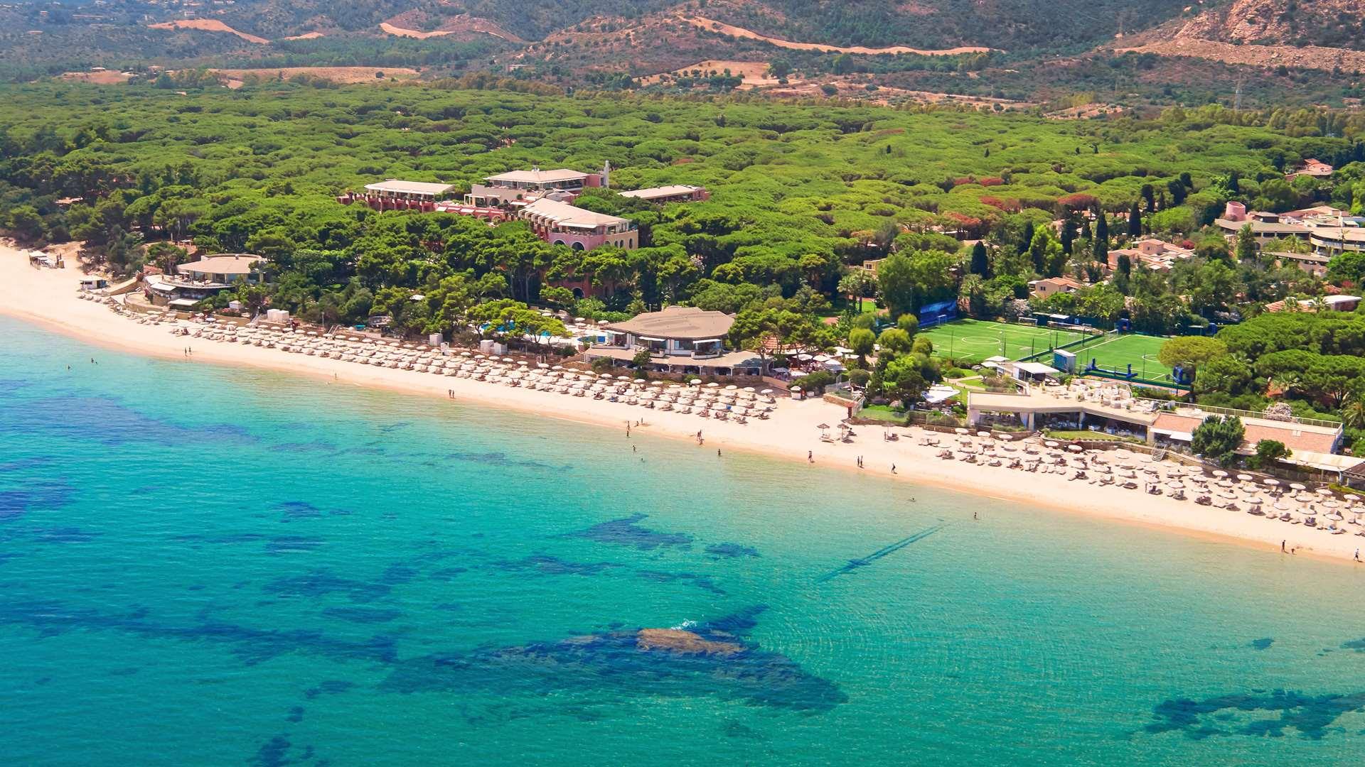 Resort Sardegna Feriendorf all inclusive und Luxusresidenz ...