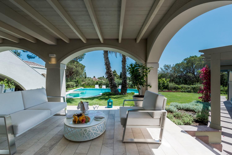 Vacanza di lusso in villa con piscina villa sofia forte for Ville interni